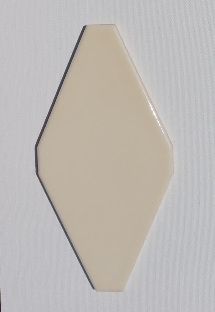 Плитка керамическая ромбами 2 х1 для кухни ванной
