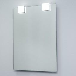 NSM-501 Прямоугольное зеркало 500 на 700 мм с LED подсветкой